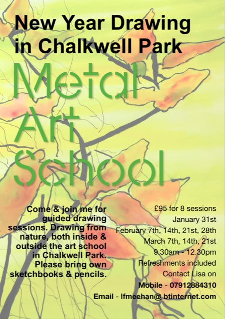 2019 Jan Drawing in the Park