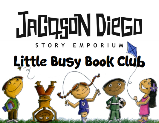 Little Busy Book Club