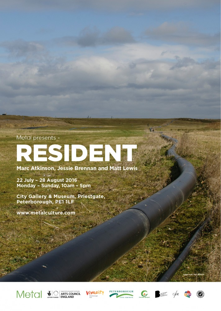 Resident Poster A3 - Print Ready