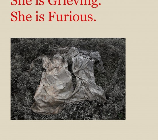 She is Grieving She is Furious2
