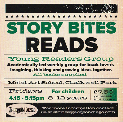 Story Bites Reads Front