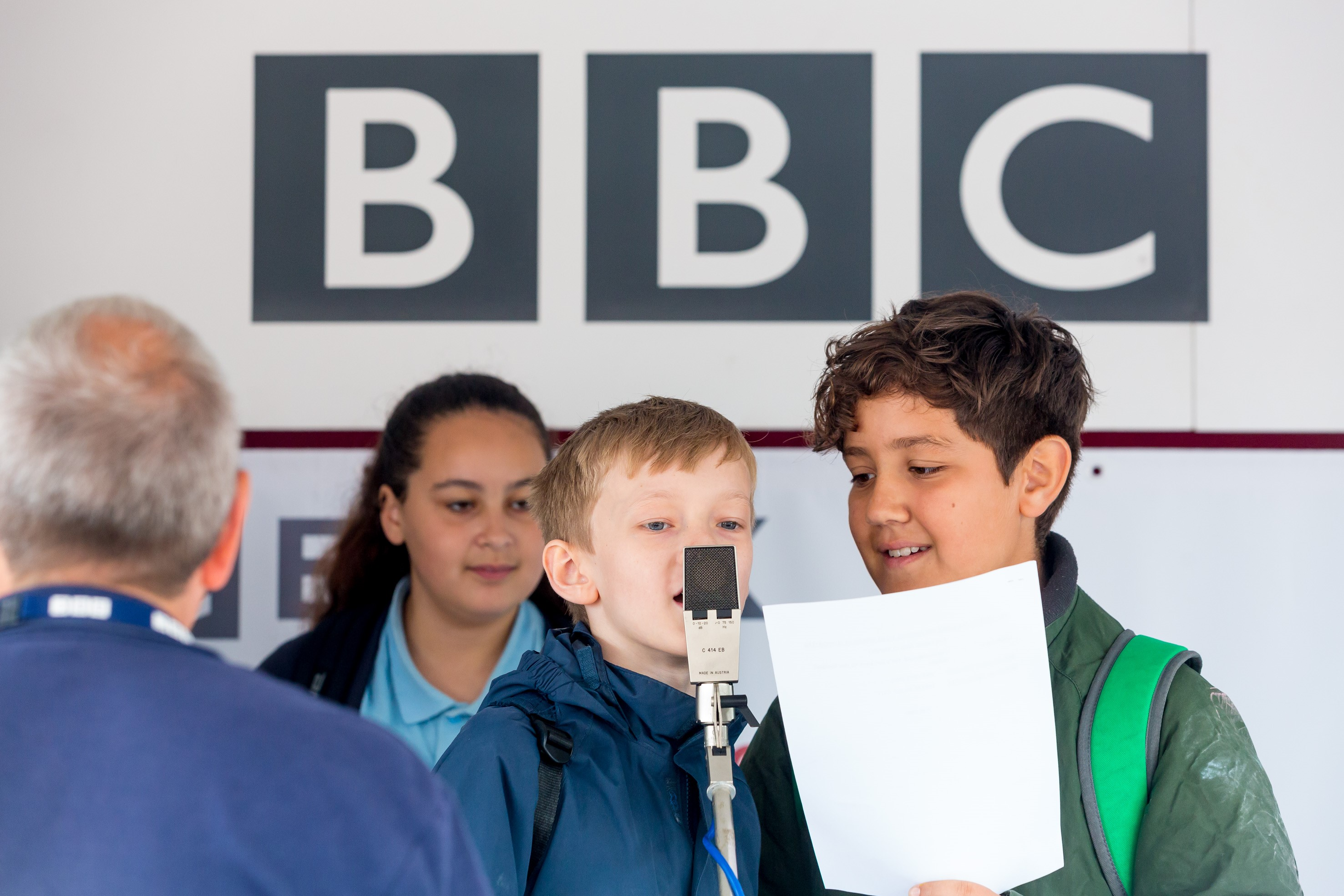 VGNG working with BBC Essex