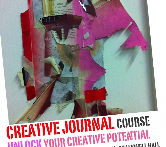 creative journal flyer heidi wigmore