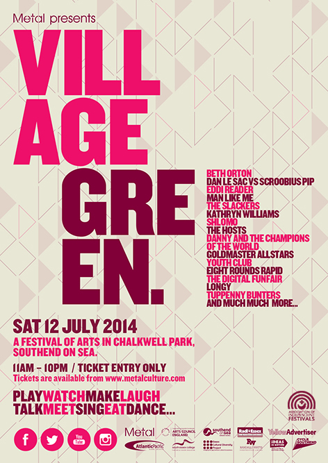 village green flyer