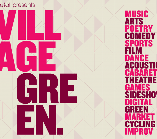 village green 2015 flyer
