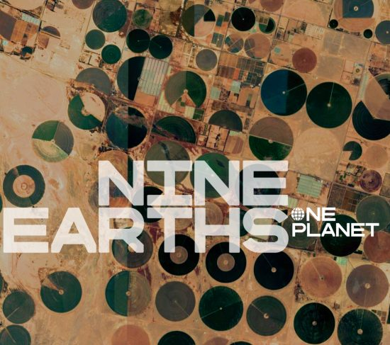 Nine Earths, One Planet. A project by D-Fuse and Metal